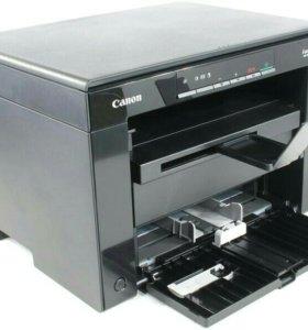 Принтер МФУ CANON MF 3010