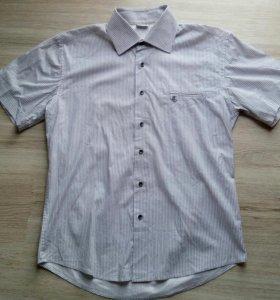 Рубашка мужская 100% хлопок