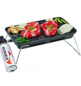 Газовый гриль Kovea Slim Gas Barbecue Grill TKG-96