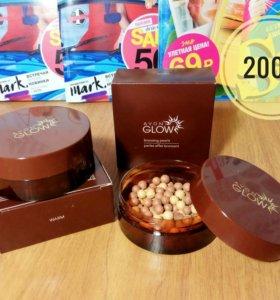 Румяна-шарики от Avon