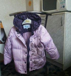 Курточки для принцессы