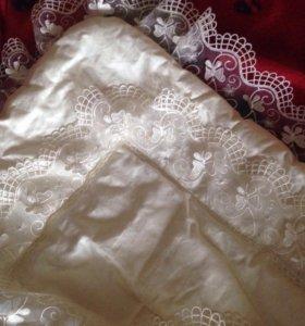 Конверт на выписку/ конверт-трансформер одеяло