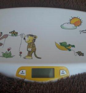 Детские электронные весы beurer
