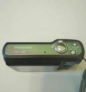 Продам фотоаппарат Panasonic DMC-LS80.