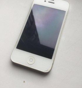 iPhone 4 32 Gb white