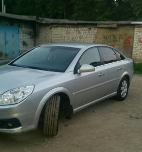 Opel vectra 2.2at 2007г
