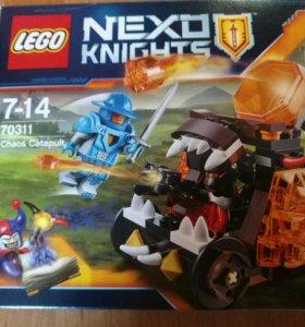 LEGO NexoKnights 70311 Безумная катапульта
