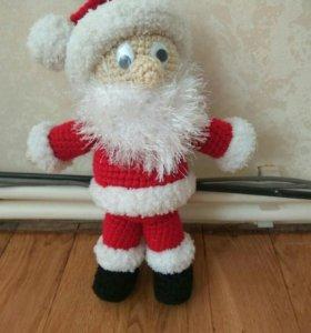 Санта Клаус маленький