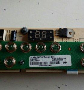 Модуль варочной панели ariston ts kro 642 toz