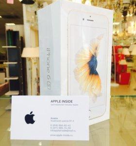 iPhone 6s 32Гб Золотой НОВЫЙ ОРИГИНАЛ