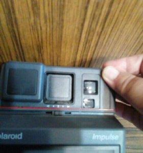 Polaroid 600 Plus фотоаппарат мгновенной печати