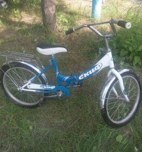 Велосипед подростковый Скиф