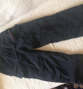 Кофта, безрукавка, штаны утеплённые