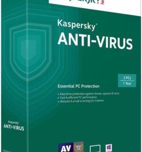 Анти-вирус Касперский