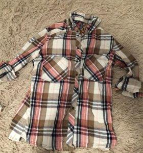 Рубашка 🎼Stradivarius