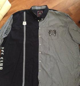 Продам рубашку мужскую большой размер