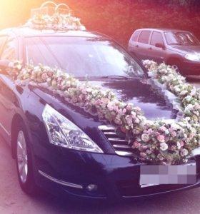 Авто с водителем на свадьбу