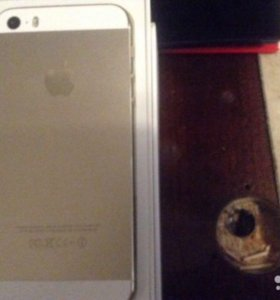 Apple iPhone 5s 16gb gold/space grey