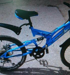 Велосипед. Novatrack Shark 20'
