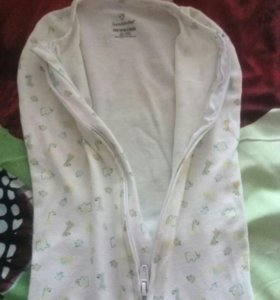 Спальный мешок для ребенка