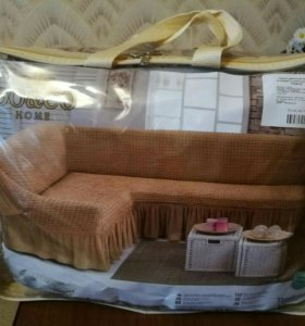 Накидка для углового дивана