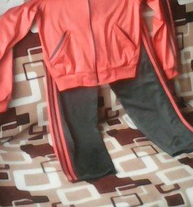 Спортивный костюм , юбка 50 размер