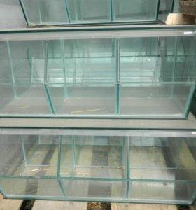 конфетницы стеклянные