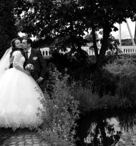 Фотосъемка (свадебная, фотосессии, корпоративы)