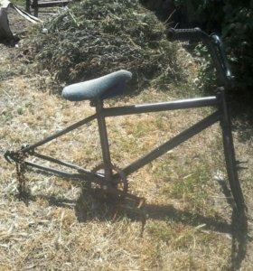 Продам раму от BMX