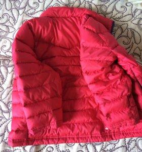 """Куртка для девочки """" Адидас"""""""