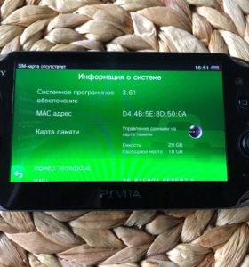 Sony Playstation Vita 3G Wi-Fi