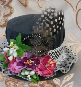 Шляпки и башмачки игольницы