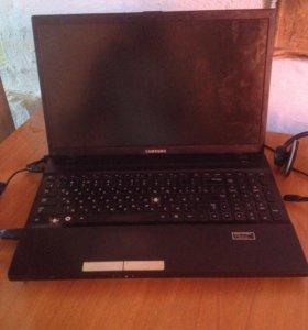 Игровой ноутбук i3,марка Samsung
