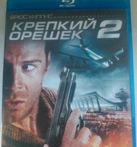 Blu-ray Крепкий орешек 2