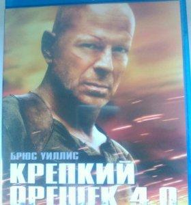 Blu-ray Крепкий орешек 4.0