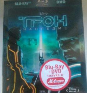 Blu-ray Трон Наследие