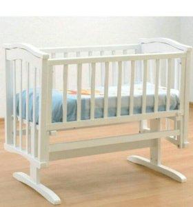 Люлька-кроватка Гандылян