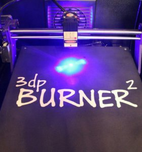 "Лазерный станок с чпу ""3dp Burner Box"" A3"