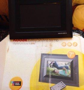 Фоторамка Kodak easyShare SV 710
