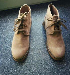 Ботинки женские новые