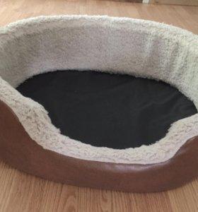 Лежак для собаки средних размеров