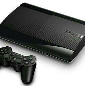 Playstation 3 + GTAV и другие игры.