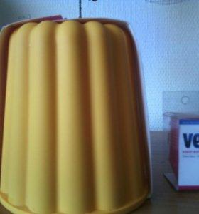 Форма для кулича силиконовая Vetta