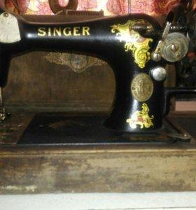 Швейная машинка SINGER 1913г.Шотландия