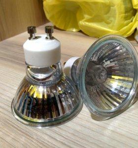 Лампа галогенная Spectrum GU10 20W 230V