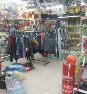 Готовый бизнес- магазин строительных материалов
