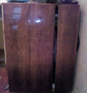 Шкаф и сервантик