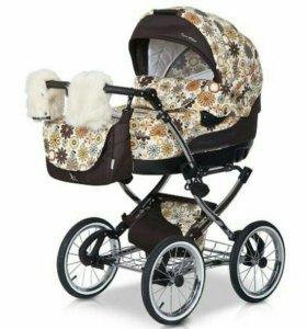 Продаётся коляска Caretto Michelle