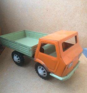 Большой грузовик игрушка СССР