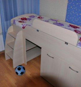 Кровать - трансформер